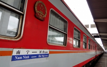Nanning-Hanoi_International_Train