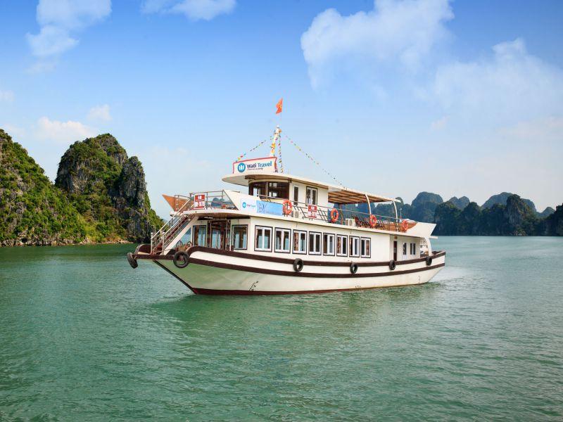 ha long bay one day cruise