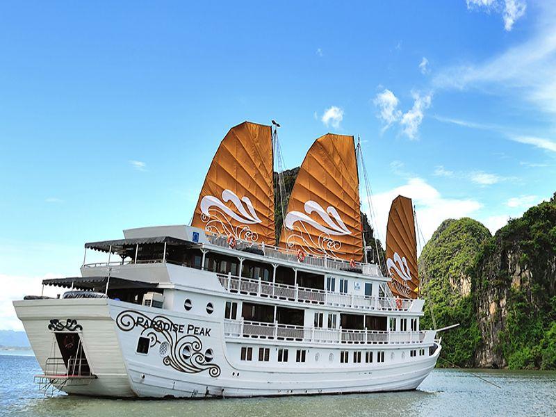 Paradise Peak Cruise Overview