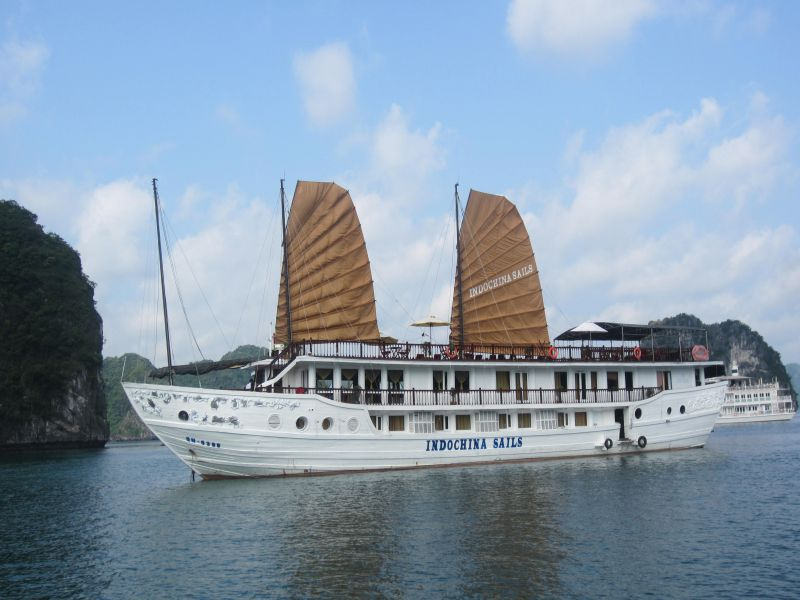 indochina sails cruise overview