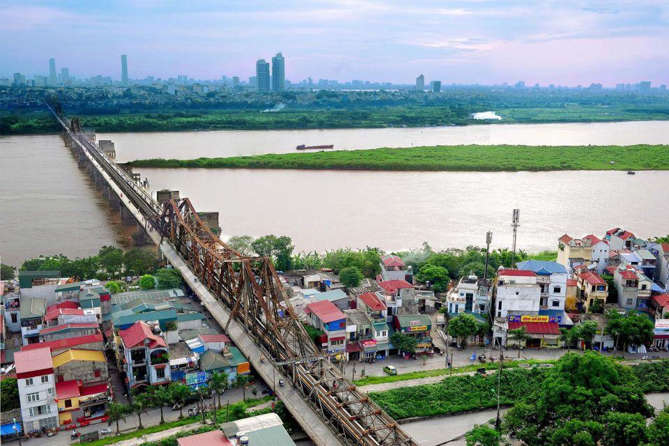 Long-Bien bridge