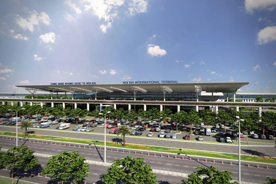 Noi-Bai-International-Airport