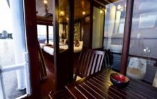 Premium private balcony