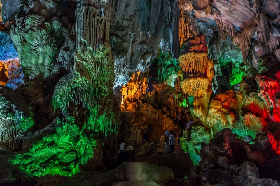 maze cave