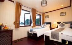 uxury twin cabin