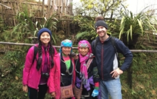 photo with hmong people