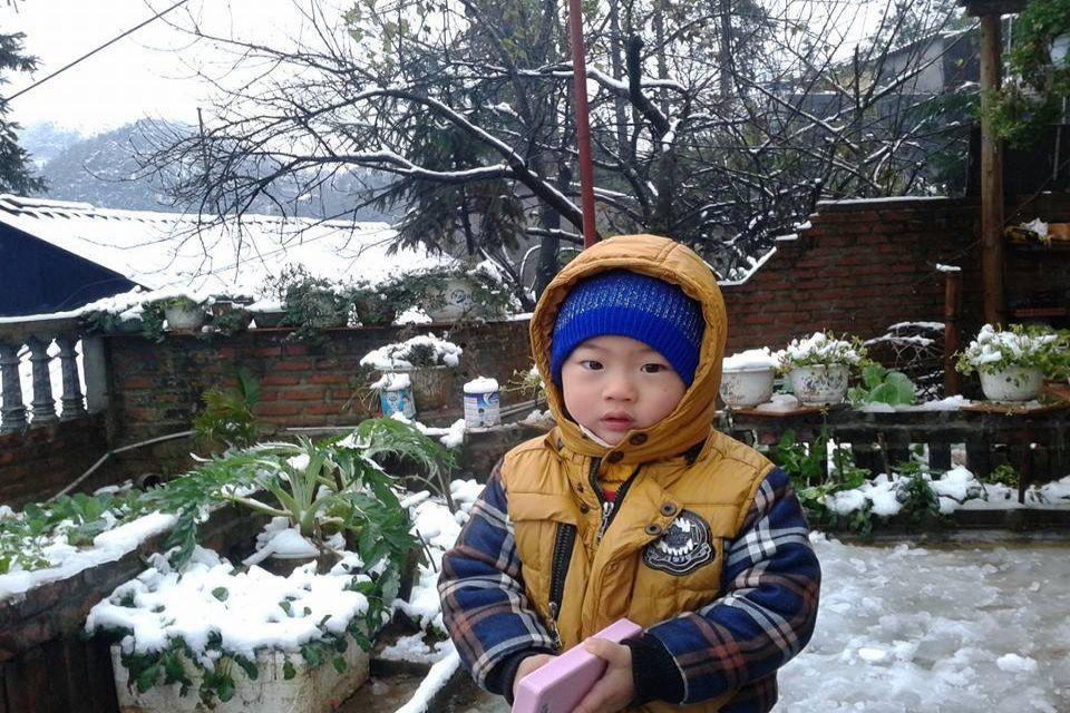 winter in sapa