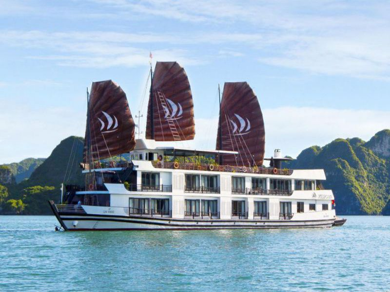 Pelican Cruise 2 Days 1 Night, Journey Vietnam