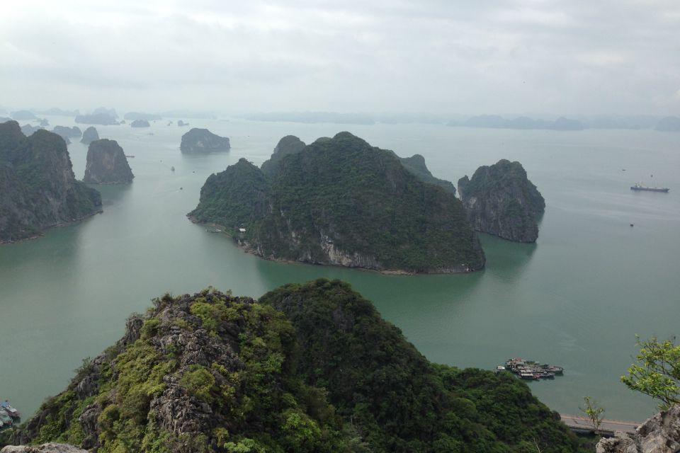 Bai Tho Mountain - Halong Bay