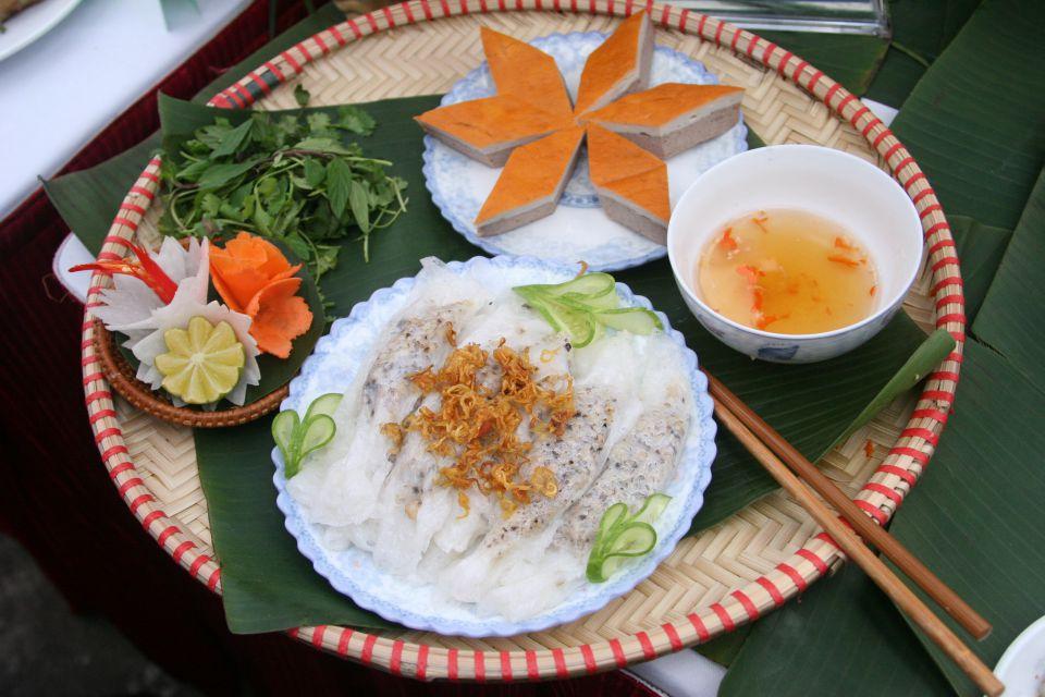 Banh Cuon - Hanoi street food