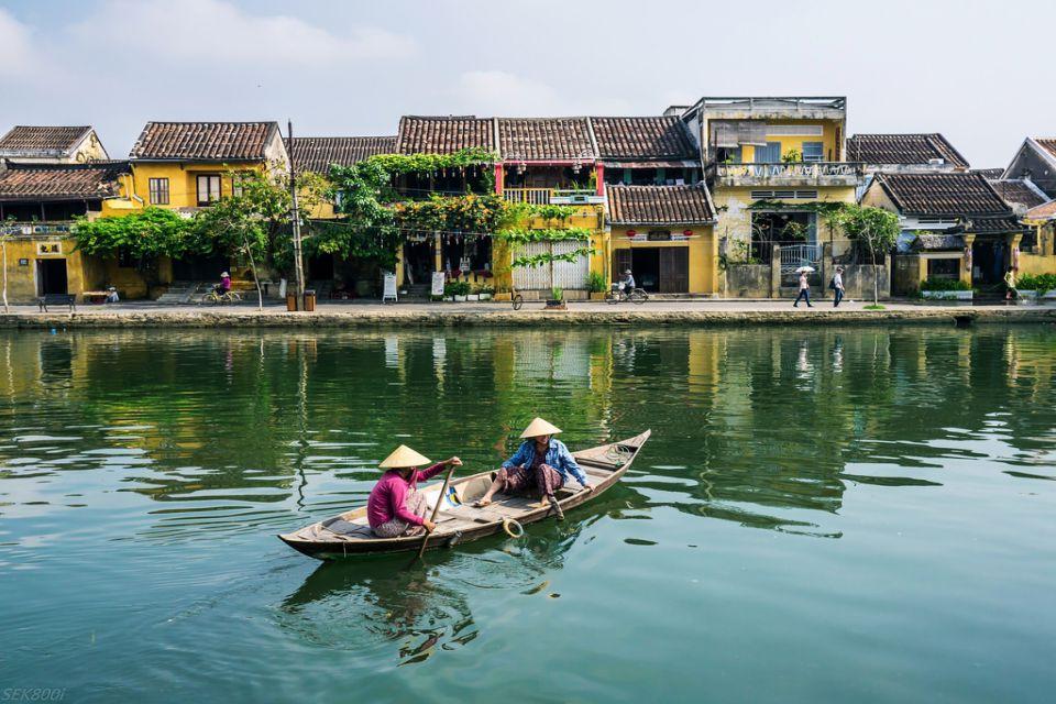 Thu Bon River - Hoi An Ancient Town