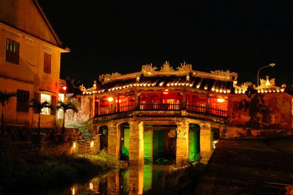 Japanese Bridge - Hoi An Ancient Town