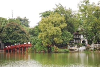 Ngoc Son Temple - Hanoi Old Quarter, Journey Vietnam