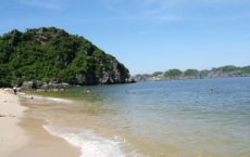 halong bay cruise - quan lan island