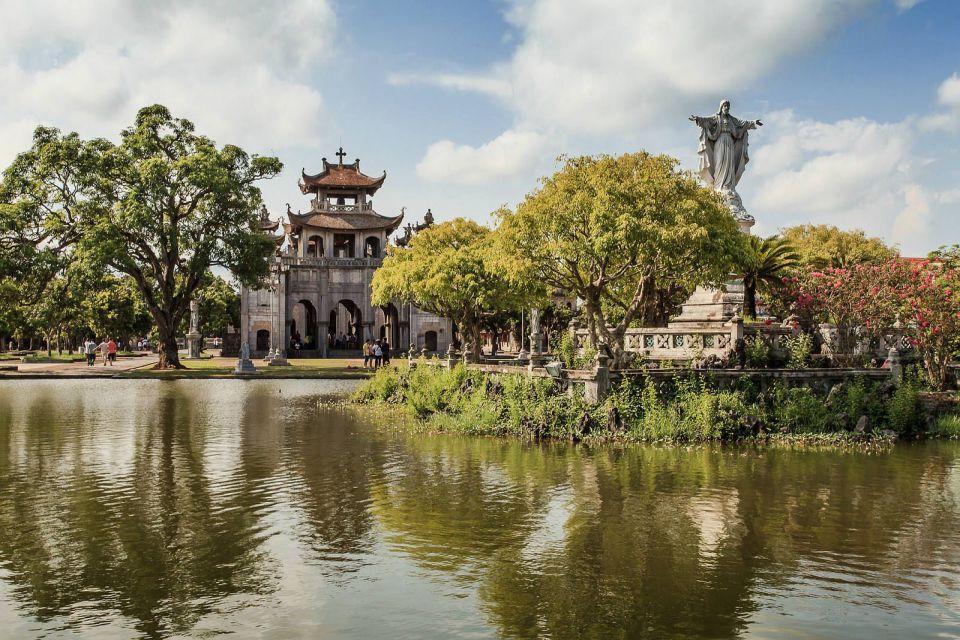 Phat Diem Stone Cathedral - journey Vietnam