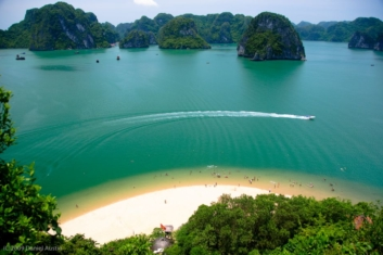 Most Beautiful Beaches In Halong Bay, Journey Vietnam