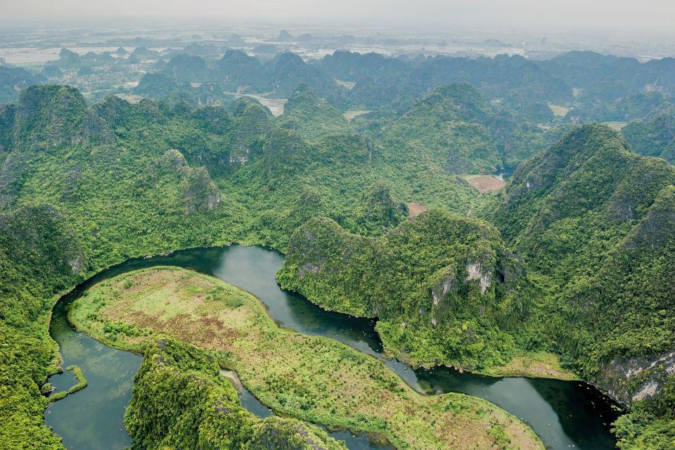 Ninh Binh - Hoa Lu Trang An