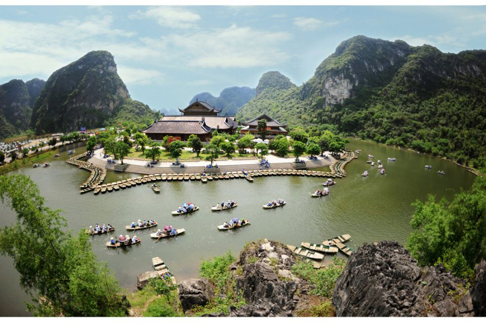 Trang An - journey Vietnam