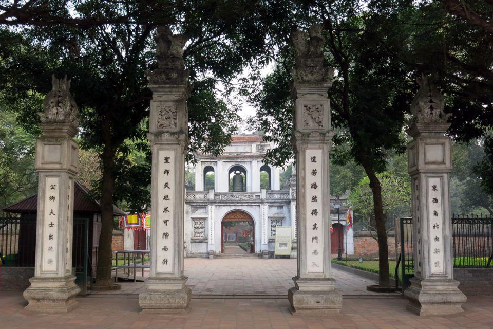 Temple Of Literature - Journey Vietnam