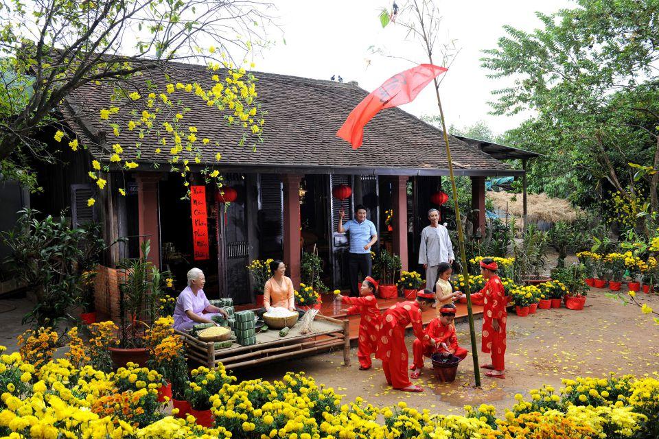 tet holiday - journeyvietnam
