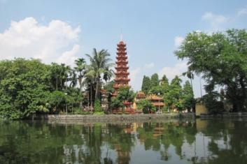 tran quoc pagoda-journey vietnam