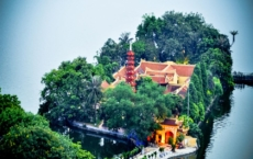 Tran Quoc Pagoda - Journey Vietnam