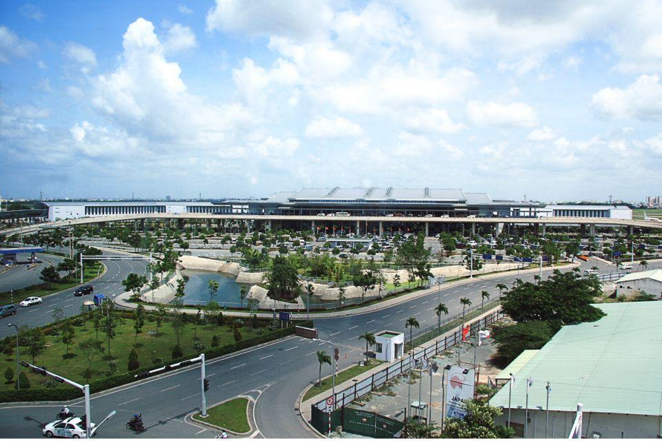 Tan Son Nhat International Airport Introduction