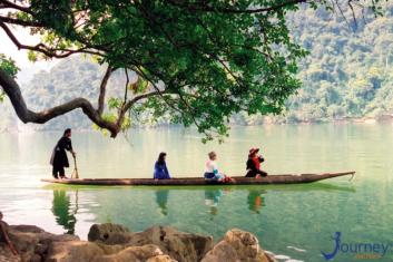 Babe Lake, Blue Paradise In Vietnam - Journey Vietnam