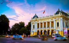 Hanoi Journey Vietnam