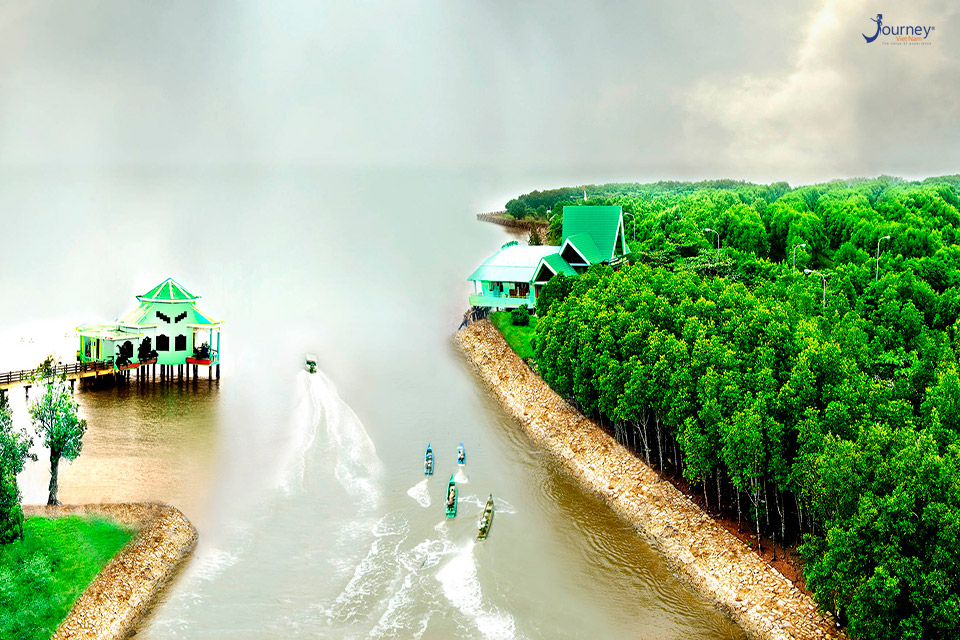 Travel In A Totally New Way - Journey Vietnam
