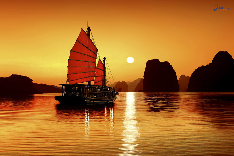 Halong Bay Vietnam - Journey Vietnam