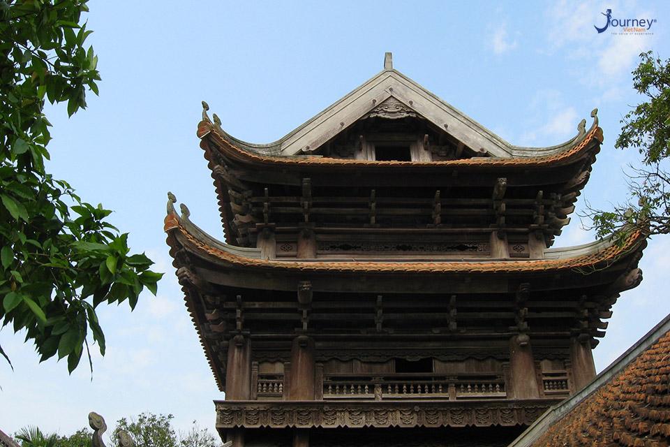 Keo pagoda – Special National Monument - Journey Vietnam