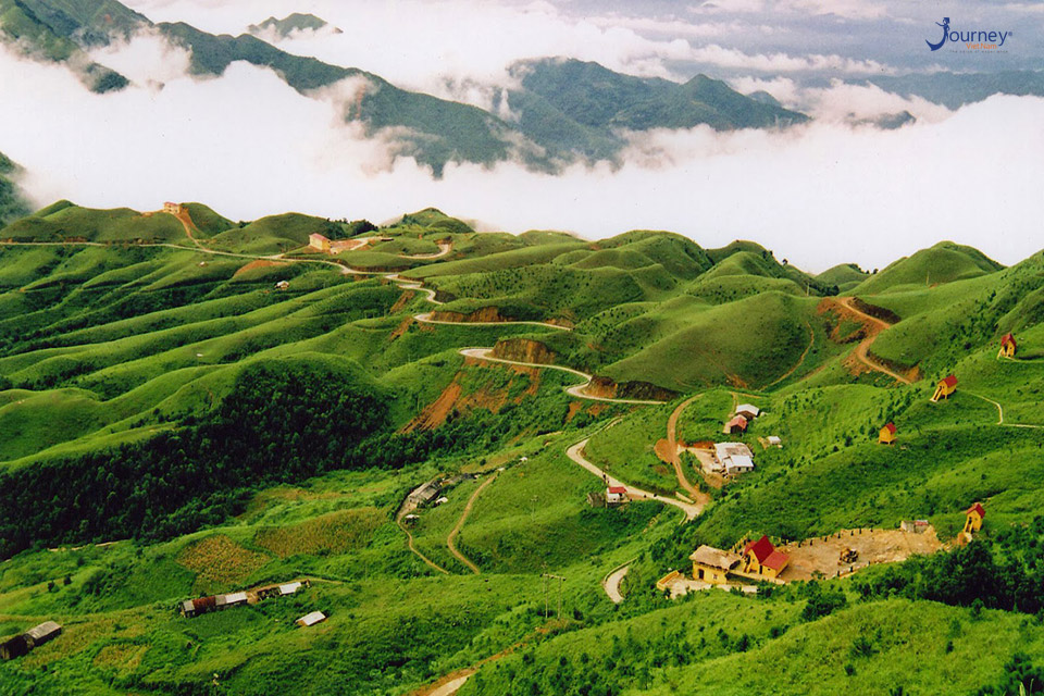 Mau Son Mountain, a paradise in Lang Son, Vietnam