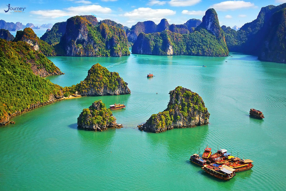Traveling to Vietnam And Looking For The Best Vietnam Destinations - Journey Vietnam