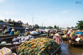 Can Tho Is The Center Of The Mekong Delta - Journey Vietnam