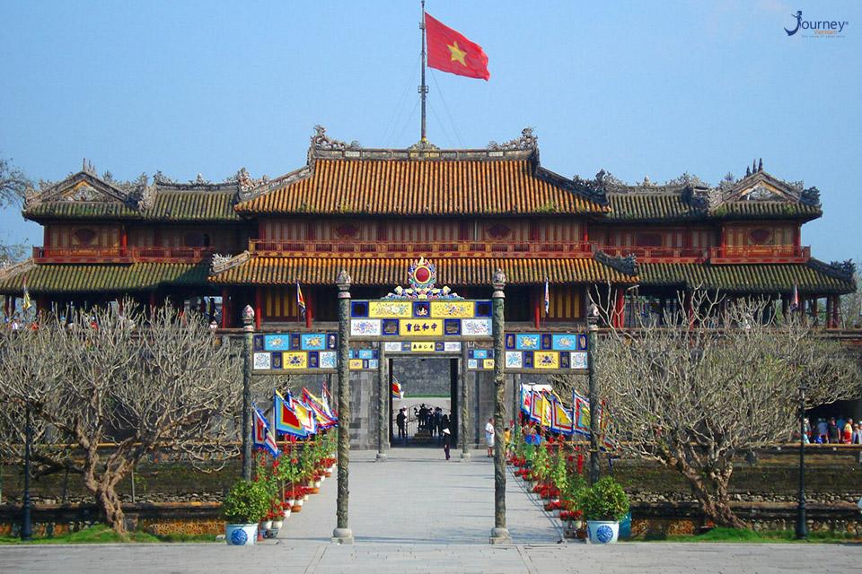 Hue Citadel - Intact Imperial Palace In Vietnam - Journey Vietnam