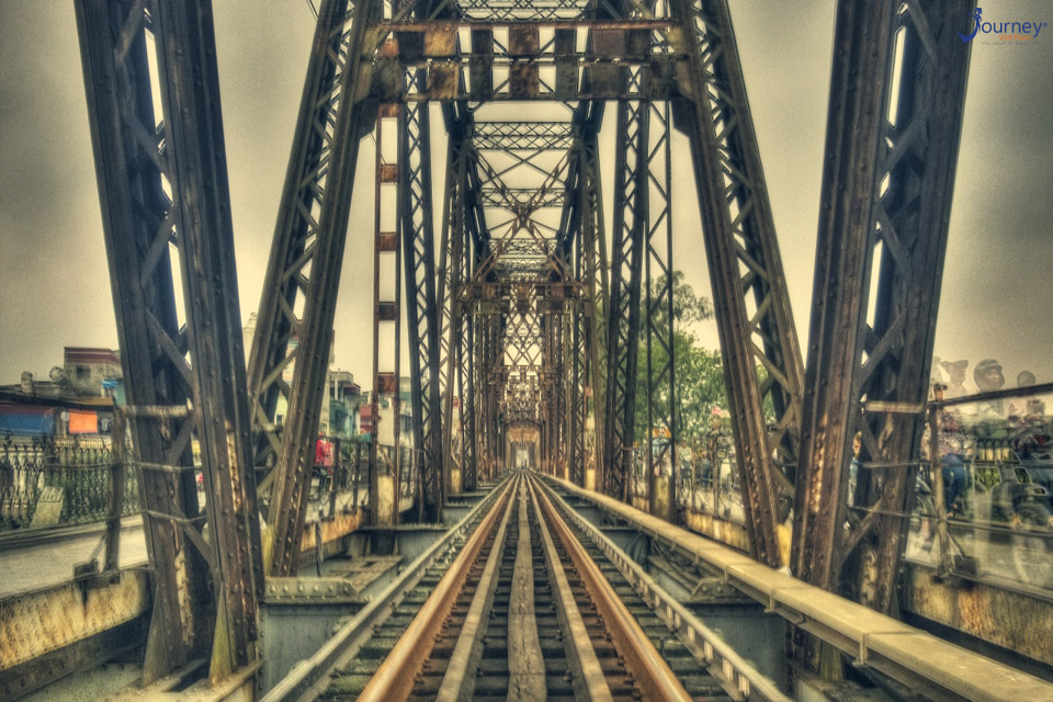 Long Bien Bridge - A Pearl Covered In Dust In Hanoi - Journey Vietnam