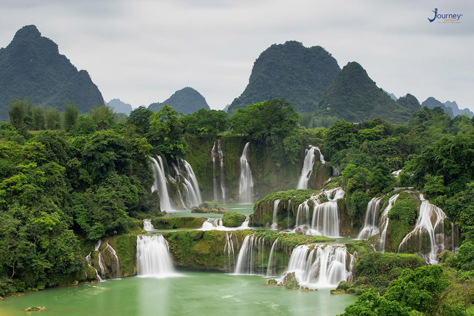 Ban Ba Waterfall - Journey Vietnam