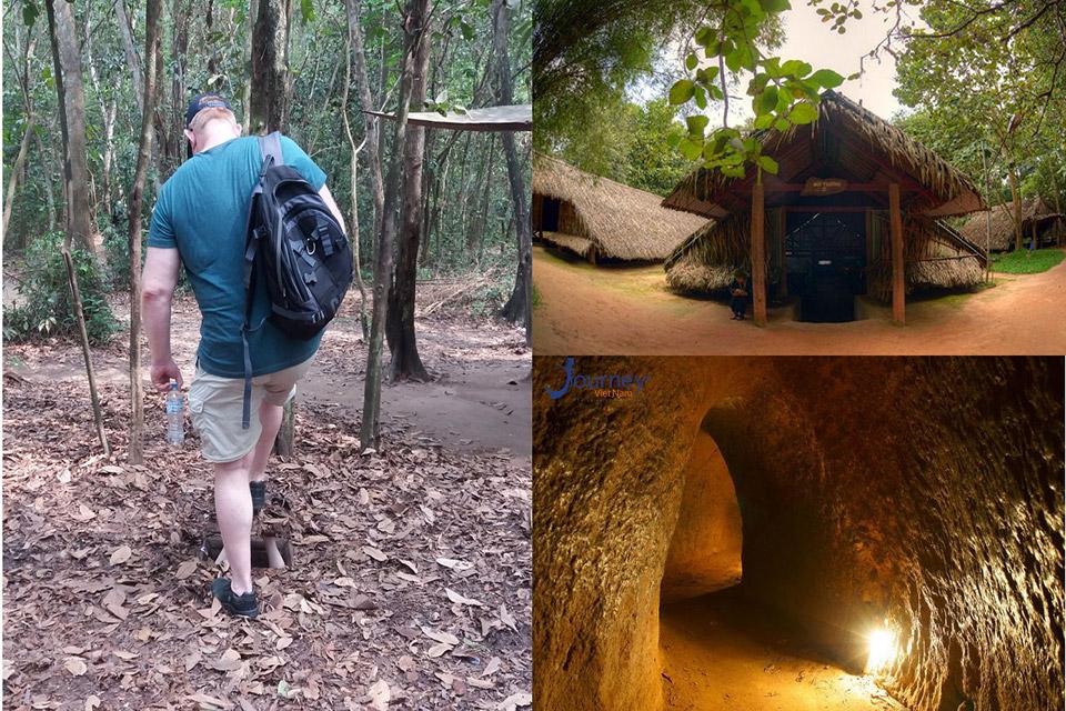 Cu Chi Tunnel - Journey Vietnam