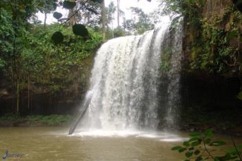 Tien Waterfall – Gio Pass - Journey Vietnam