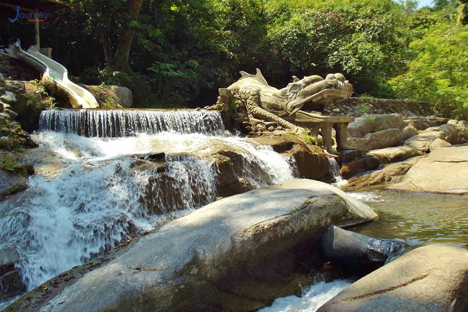 Tien Waterfall – Gio Pass - Journey Vietnam