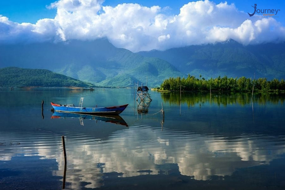 Enjoy The Romantic Nature Of Lap An Lagoon In Hue - Journey Vietnam