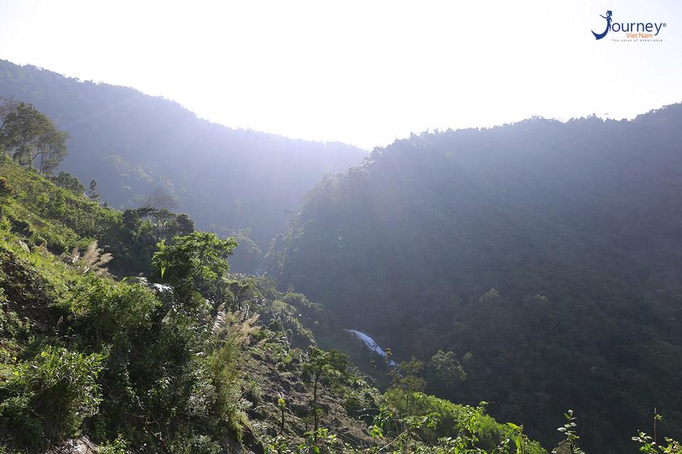 Explore The Beauty Of Violac Pass - Journey Vietnam