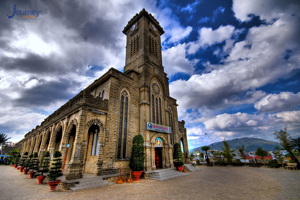 Nha Trang Stone Cathedral - Journey Vietnam