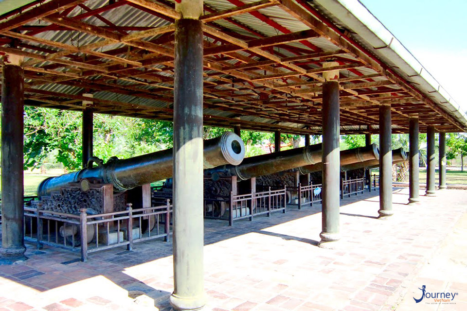 The Nine Holy Cannons – The Generals of Hue Citadel - Journey Vietnam
