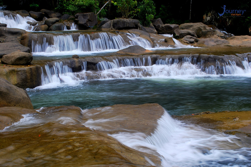 Yang Bay Waterfall - The Princess In The Mountain - Journey Vietnam