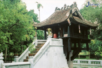 Chua Mot Cot – A Thousand Years Old Lotus Of Hanoi Capital