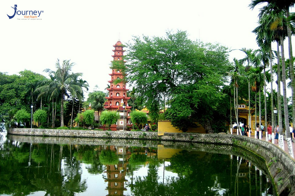 Tran Quoc Pagoda – Sacred Ancient Pagoda Next To West Lake