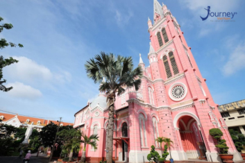 Tan Dinh Church – Attractive Pink Church In Sai Gon