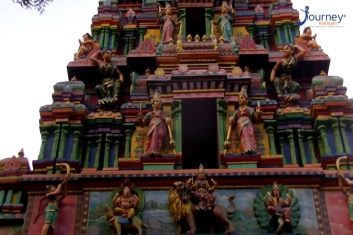 Mariamman - Indian Temple in the Heart of Saigon